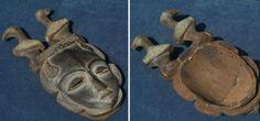 Stamm der Baule - Stammeskunst