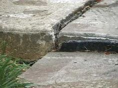 How to fix sunken concrete | Foundation Repair Solutions