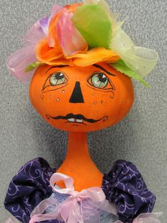 Halloween in July Challenge Photos - Cloth Doll Artistry by Helen Grossman