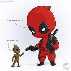 147 Best Little Deadpool Images Hero World Comic Art Comics