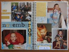 Orange Smashbook - 13th month