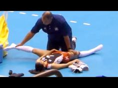 WINIFER FERNANDEZ Sexy Volleyball player - YouTube