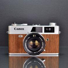 Wood grain Canon
