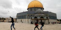 TEMPLE MOUNT TURNING INTO WILD WEST - Temple Mount Riots