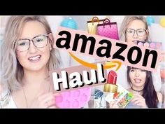 SOO GÜNSTIG!! Amazon Haul | ViktoriaSarina - YouTube