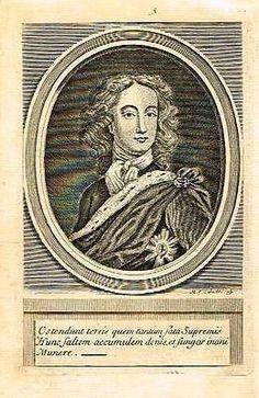 "Kennett's ""ANTIQUITIES of ROME"" - ""UNIDENTIFIED PORTRAIT"" - Eng -1763"