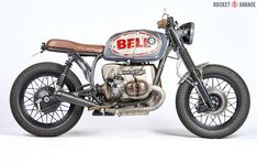 R100 Bell - RocketGarage - Cafe Racer Magazine