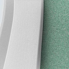 PURE INTERIOR Edition 12 #Türkis Mehr Design für dein #HomeOffice. Mit einer vielfältigen und hochwertigen Stoffauswahl und ihrem ergonomischen Design vereint die PURE INTERIOR Edition bequemes und ergonomisches Sitzen. Das Design und die Farbgebung des PURE machen ihn zu einem optischen Leichtgewicht. Farblich abgestimmt bringt er sich in das Home Office ein und kann sich gleichzeitig zurücknehmen. #schreibtischstuhl #arbeitszimmer #design #Stoff #interstuhl Home Office, Pure Home, Mint, Designer, Pure Products, Interior, Fashion, Moda, Fashion Styles