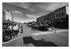 Small Town Car Show by jimmyostgardphotography