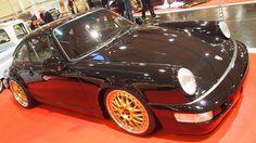 Porsche 964 1992 at Essen Motorshow - Exterior Walkaround