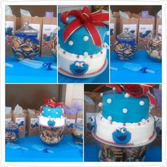 cookie monster baby shower on pinterest cookie monster baby showers