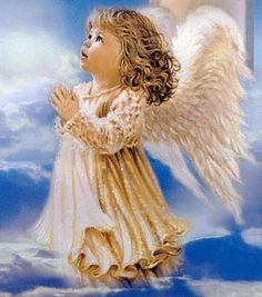 Sweety Baby Angel Pray To God Picture - Images, Photos, Pictures Angel Images, Angel Pictures, Baby Engel, I Believe In Angels, My Guardian Angel, Angels Among Us, Angels In Heaven, Angel Art, Fairy