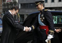 Pin for Later: Spain's Felipe and Letizia Are Now King and Queen
