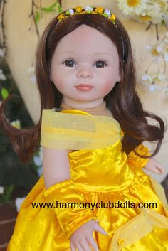 HARMONY CLUB DOLLS www.harmonyclubdolls.com