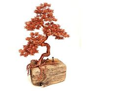 """Find out additional info on """"metal tree artwork"""". Have a look at our site. in 2019 Wire Tree Sculpture, Driftwood Sculpture, Metal Art Sculpture, Modern Sculpture, Sculpture Ideas, Sculptures, Tree Branch Tattoo, Pine Tree Tattoo, Bonsai Wire"""