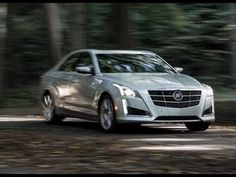 2014 CADILLAC CTS:  FULL REVIEW, TEST DRIVE and EXPERIENCE