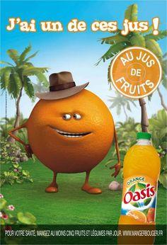 Oasis - Orange