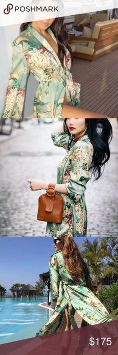Selling this [zara] kimono robe on Poshmark! My username is: bethany95. #shopmycloset #poshmark #fashion #shopping #style #forsale #Zara #Jackets & Blazers