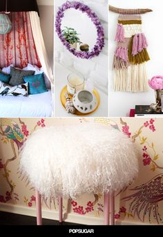 We want to do ALL of these! #boho #diys