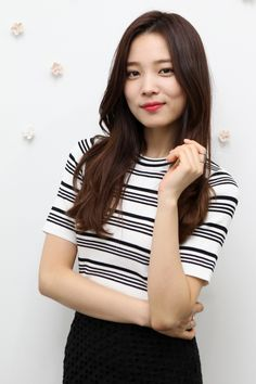 [Interview Pics] 160519 Yoon Sohee 윤소희