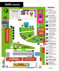 Mapa Animado – Festival do Chocolate
