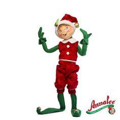 Xmas Cozy Christmas, Christmas Goodies, Christmas Ornaments, Christmas Ideas, Collectible Figurines, Xmas Crafts, Elves, Anna Lee, Snowflakes