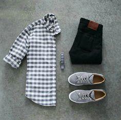 8 Capsule Wardrobe Approved Outfit Grid For Men Mode Masculine, Capsule Wardrobe Men, Stylish Men, Men Casual, Mens Fashion Blog, Fashion Tips, Men's Fashion, Moda Blog, Casual Outfits
