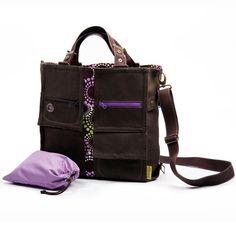 Liliputi® Mama Bag Lavendering Diaper Bag - Babywearing & More! Side Bags, Baby Wearing, Diaper Bag, Gym Bag, Lavender, Corner, Backpacks, Shoulder Bag, Rose