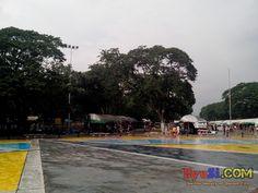 QC Memorial Circle Liwasang Aurora Photo 7