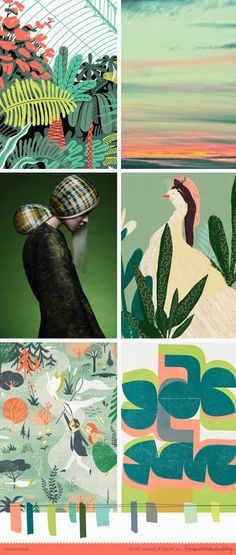 Green design inspiration