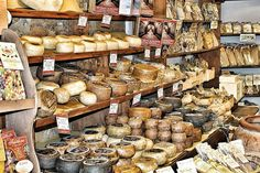 Pecorino Cheese shop in Pienza, Tuscany Pecorino Cheese, Cheese Shop, Tuscany Italy, Stuffed Mushrooms, Vegetables, Food, Photography, Stuff Mushrooms, Photograph