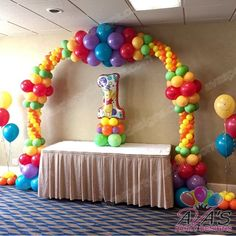 Looking for Amazing Decor ideas for your event? Our gallery is the perfect place to start! Balloon Designs, Event Decor, Pipe + Drape & More.
