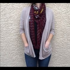 Caslon by Nordstrom's Cardigan Gently worn oversized cardigan. Size is small, but can fit up to a large as well. Caslon Sweaters Cardigans