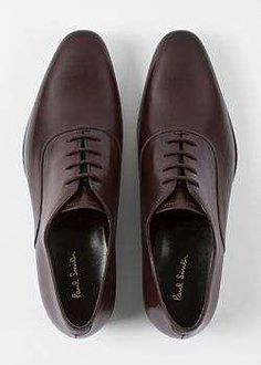 2912e6be937 Paul Smith Men s Dark Brown Leather  Fleming  Oxford Shoes   Springoxfordshoes Oxford Shoes Outfit