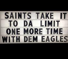 One more time. Saints Game, Saints Football, Who Dat, New Orleans Saints, Cinema, Fans, Memes, Movies, Meme