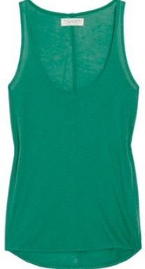Organic cotton is the softest (and most eco-friendly) ever. Pick up this tank from TheOutnet.com for $21