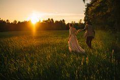 Erika and Romain's Swedish summer barn wedding in Katrineholm, Sweden. Wedding Photography Inspiration, Wedding Inspiration, Engagement Inspiration, Engagement Pics, Swedish Wedding, Top Pic, Bridal Musings, Wedding Blog, Cat Wedding