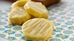 Rezept: Zitronen-Joghurt-Kekse