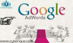 #Google #Addwords –  #Google #AdWords  company & management services .Professional pay per click campaign optimization consultants. Call us today. See more.. http://www.cyberique.com/google-adword.php