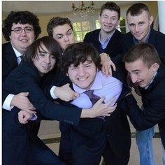 And these idiots are one of the only reasons why I am still alive today.