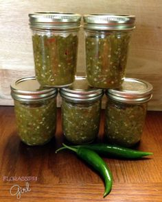 Mixed Pepper Relish