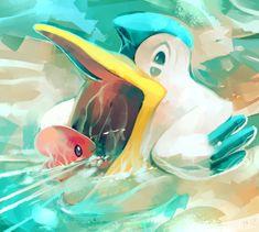 Pokemonニックネーム..., Pelipper Pelipper Nicknames: Peeko (It's a...