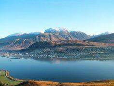 Climb beautiful Ben Nevis