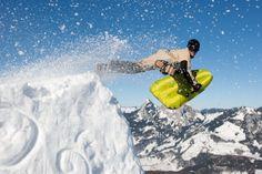 Standup Paddle Boards (SUP) und Snow Bodyboards Snowboarding, Skiing, Standup Paddle Board, Paddle Boarding, Adventure, Architecture, Winter, Outdoor Decor, Travel