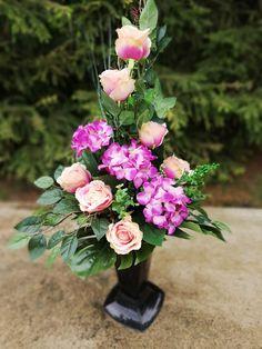 Church Flower Arrangements, Floral Arrangements, Funeral Flowers, Florists, Ikebana, Floral Wreath, Wreaths, Plants, Handmade