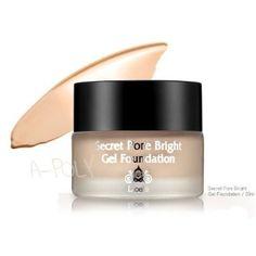 Lioele Secret Pore Bright Gel Foundation 4 in 1 20ml -- Visit the image link more details.
