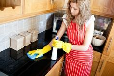 Deep Clean Your Kitchen In 5 Easy Steps. Every month or two it is necessary to do a deep clean. Here are some steps to get your KB home Tampa kitchen looking its best: