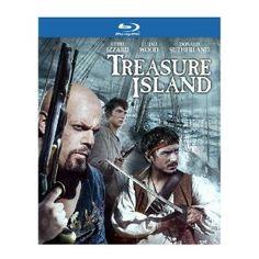 Treasure Island (2012) [Blu-ray]