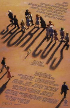 One of Robert Altman's masterpieces. Based on Raymond Carver's collection of short stories by the same name. Worth watching and reading!