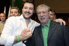 News: Lega Nord, Bossi denuncia Salvini; mi ha negato il vitalizio.